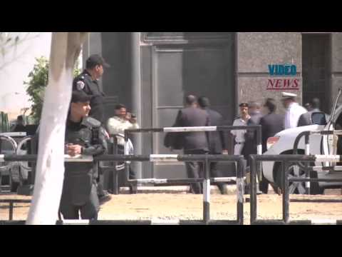 Egypt beefs up security ahead of verdict in Morsi trials