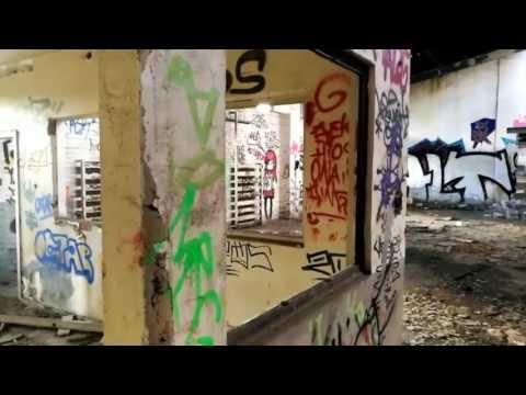 Graffiti Duisburg lost place duisburg alte güterhalle loveparade