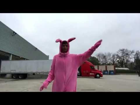 12 Days of Vlogmas on A Christmas Story Tour