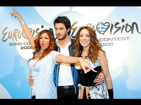 Eurovision 2008 - Greek Press Conference (FULL)