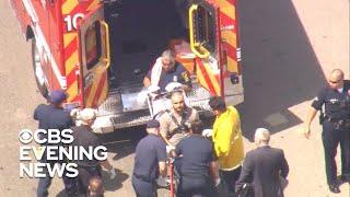 Los Angeles shooting spree leaves at least 4 dead