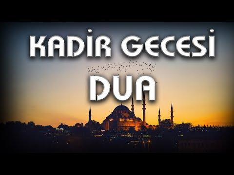 Kadir Gecesi Dua   Kur'an-ı Kerim Hürmetine, Bu Gece  Bizi Affeyle.