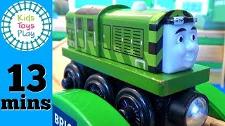 Thomas and Friends St. Patricks Day Special | Diesel 10 Gets Pinched