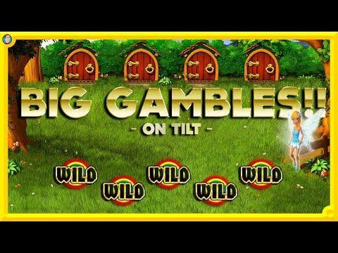 HUUUUUUGE Gambles Slot Session on TILT !!! - 동영상