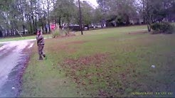 Estill, South Carolina, officer's camera captures shooting