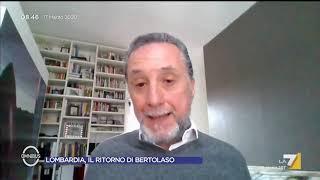 """Coronavirus, L'affondo Di Antonio Polito: """"da Lagarde Nessuna Gaffe, è Una Posizione Chiara ..."""