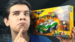 LEGO Batman: ЗАГАДОЧНИК - Набор На Обзор (70903)