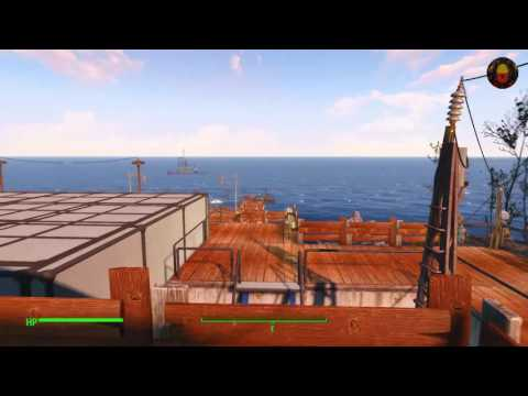 Fort Independence - Massive settlement on Spectacle Island Part 3/4