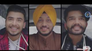 3 VS 1 The Landers - King Queen _ Mr V Grooves _ Latest Punjabi Song