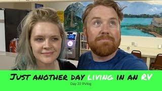 Just Another Day Living in an RV~Day 22 RVlog~Full Time RV Family