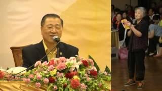 2013年3月24号 泰国 曼谷 看图腾 玄艺综述世界佛友见面会 卢军宏台长 (字幕) 【Master JunHong Lu】
