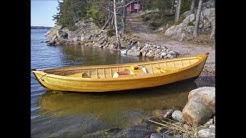 Uusi Fiskari Puuvene/ New Wooden boat 2015