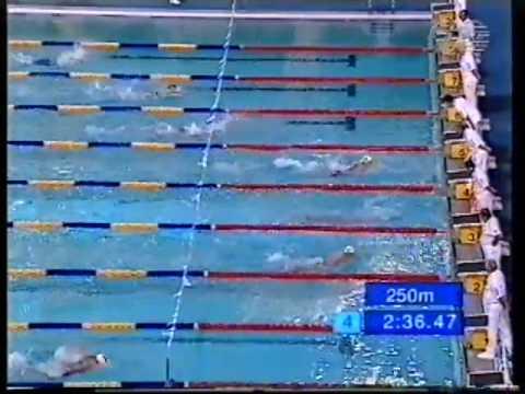 1998 | Australia Silver | Womens 4x100 Med  Relay | World Champs | Smith Denman Thomas ONeill