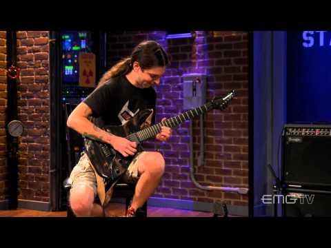 E Rock, Eric Calderone performs Hayley's Comet on EMGtv