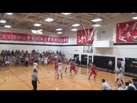 Kahuku vs. Mt. Vernon highlights (Q1) 12/17/16