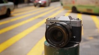 dRTV по-русски: Обзор Fujifilm X-T10