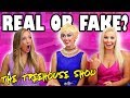 Katy Perry Real or Fake on The Treehouse Show  Dress Like Beyonce. Totally TV
