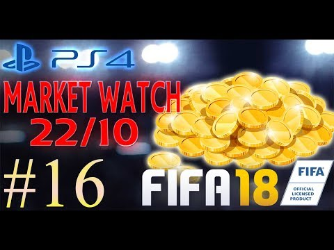 FIFA 18 - Ultimate Team (MARKET ANALYSIS, TOTY CRASH, OTW INVESTING & BUY DAY) #16 pt 2/2