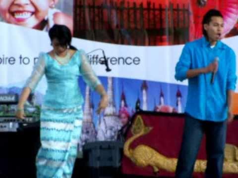 Rakhine Dance(Darlin Harbour-Sydney)