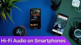 High Fidelity (Hi-Fi) Music on your Smartphone | FLAC | Vox | Google Play Music