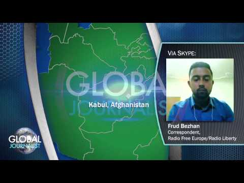Global Journalist Radio: Afghanistan's historic election