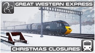 One of Squirrel's most viewed videos: TSW - Great Western Express -  Christmas Closures