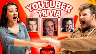 YouTuber Trivia Challenge!