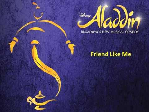 Aladdin - Friend Like Me Karaoke