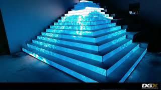【プロダクト紹介】階段 LEDscreen