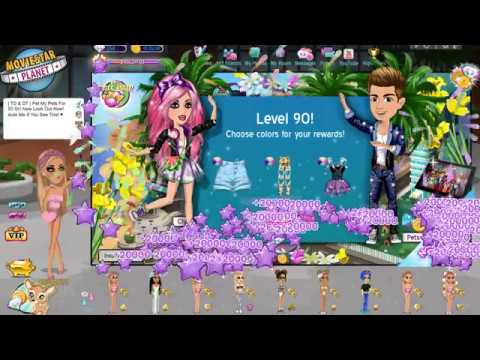 LEVEL 90 ON MSP! Claiming 30 MILLION Fame From Fame Mag & Piggy + Boost!