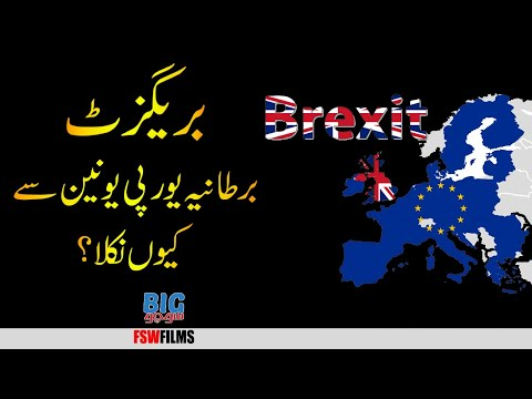 Brexit   Why UK Left The EU?   Faisal Warraich