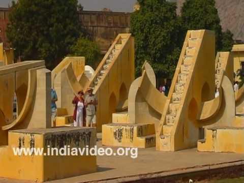 Jantar Mantar at Jaipur