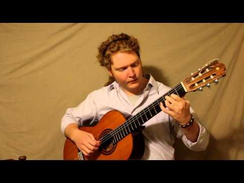 UNT College of Music - Fall 2014 - Classical Guitar - Austin Poorbaugh