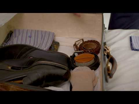 The Correct Way To Pack A Suitcase