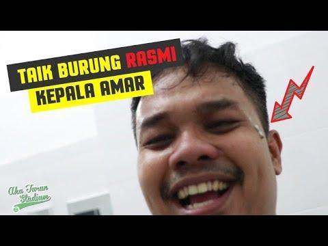 TAIK BURUNG Rasmi Kepala Amar | Perak v KL | LIGA SUPER 2018 | #AkuTurunStadium