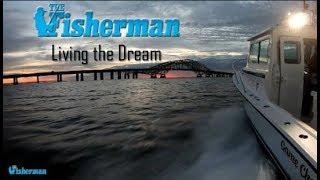 Living the Dream  - The Fisherman's Dream Boat Fishing Challenge