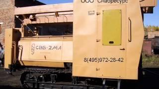 видео Буровой станок 2СБУ-110-32М
