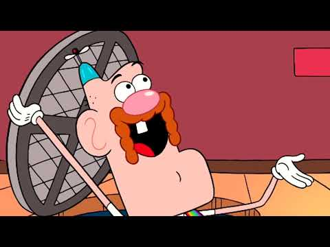 Uncle Grandpa And The Ghostlight (Mater And The Ghostlight)
