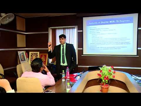 Individualized treatment Of Drug Resistant TB 2017 by Dr. Vikas Oswal