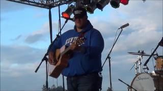"Cory Harris - ""Dead Flowers"", Knott County Fall Trail Ride 2014"