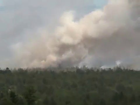 Lake Echo/Mineville Forest Fires