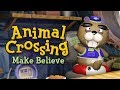 Make Believe - The Shore Shanty | Animal Crossing Switch