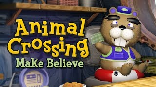 Video Make Believe - The Shore Shanty | Animal Crossing Switch download MP3, 3GP, MP4, WEBM, AVI, FLV November 2017