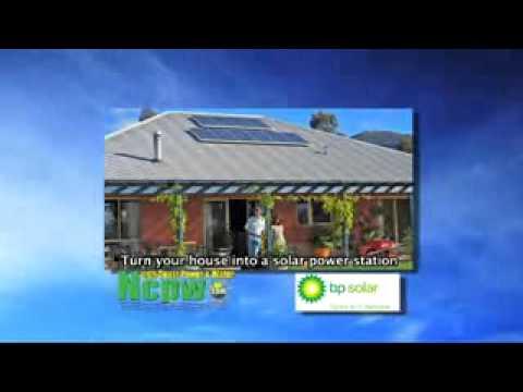 NCPW: BP Solar TV Advert