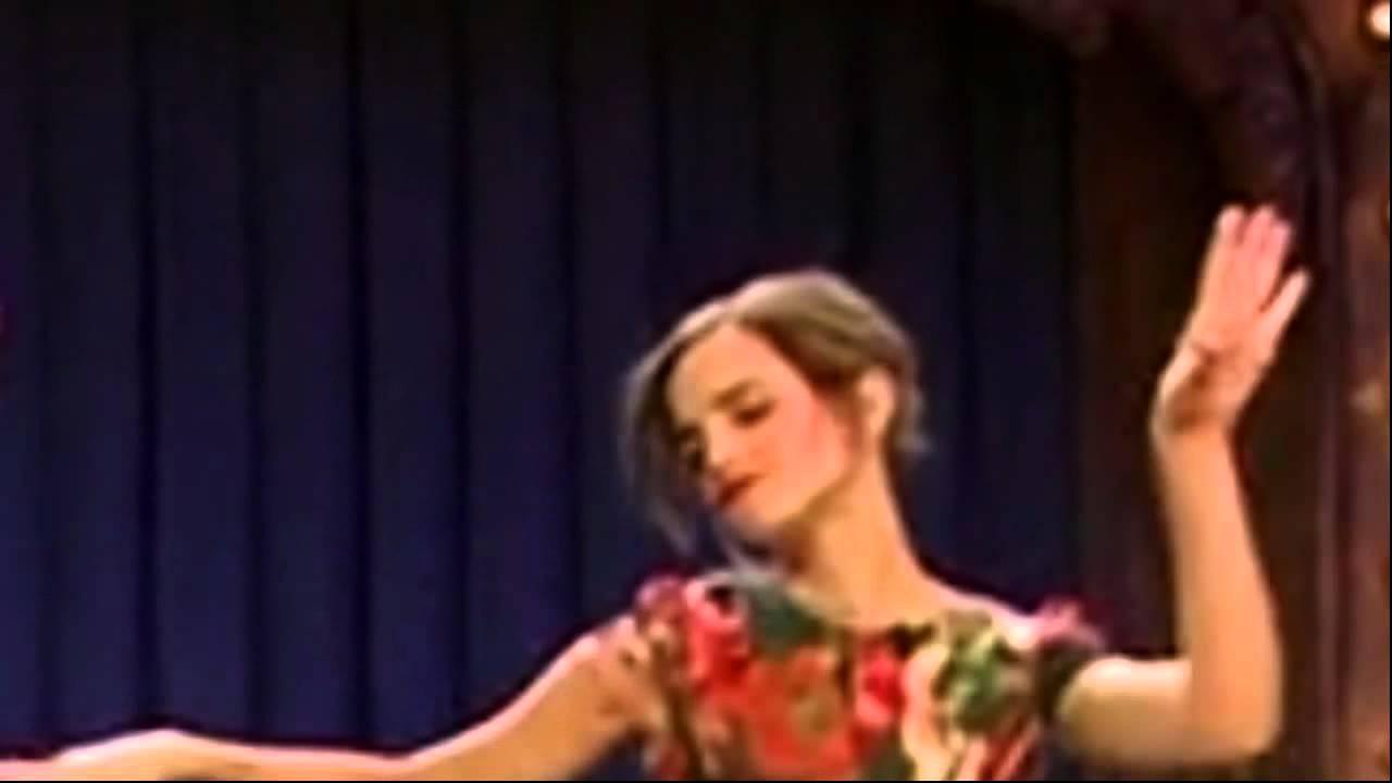 Emma Watson Sexin On The Dance Floor Youtube