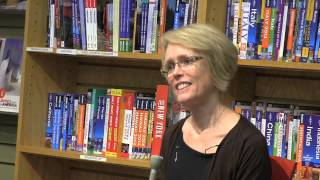 Author Event at Phoenix Books, Sept. 2013