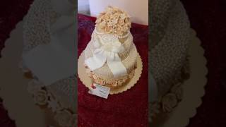 видео Свадебный торт с капкейками на заказ в Москве