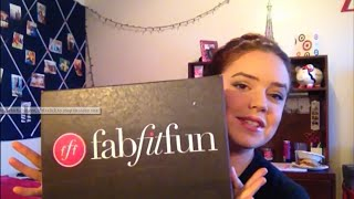 FabFitFun Fall 2014 Unboxing Thumbnail