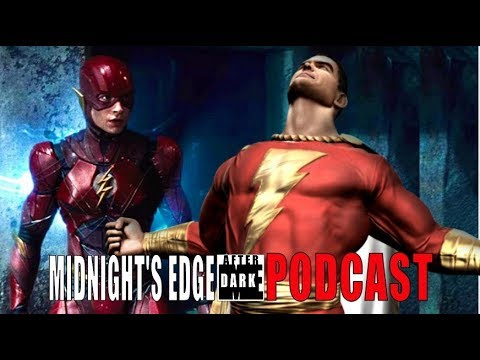 Flashpoint Delay,DC News - Midnight's Edge AD Podcast