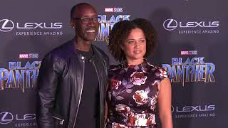 EVENT CAPSULE CLEAN - at the Marvel Studios' 'Black Panther' World Premiere